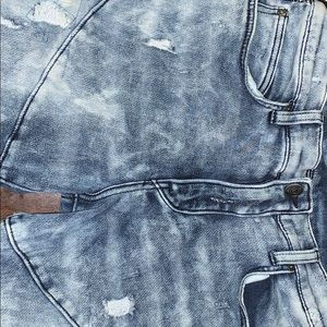 Slightly worn true religion jeans